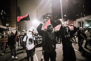 Brazil Protests New