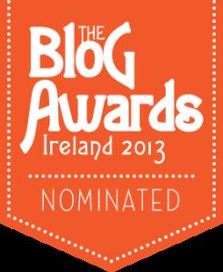 Blog nominated